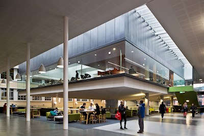 Victoria University Of Wellington Campus Hub And Library Upgrade